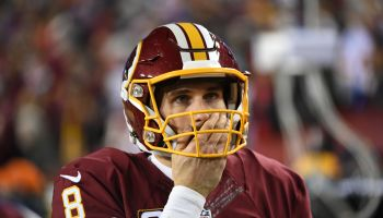 NFL-New York Giants at Washington Redskins