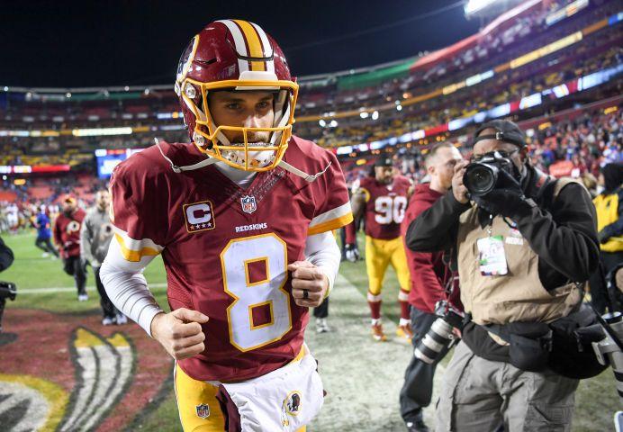 NFL-New York Giants at Washington Redskins