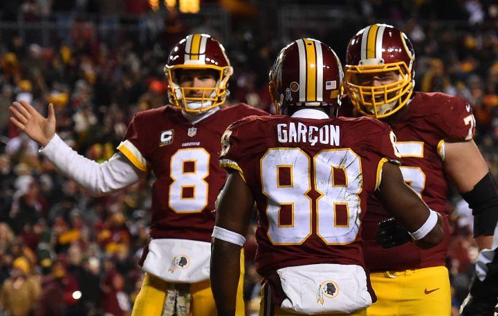 NFL - Greenbay Packers at Washington Redskins