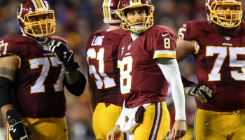 NFL Washington Redskins vs New York Giants