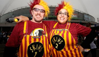 Washington Redskins v Cincinnati Bengals
