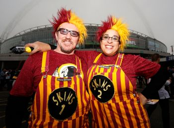 Washington Redskins v Cincinnati Bengals