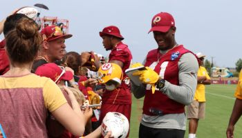 Redskins Training Camp 2017