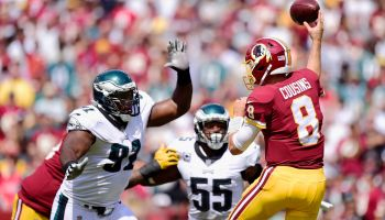 Philadelphia Eagles v Washington Redskin