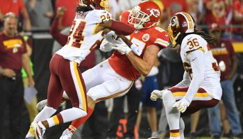 NFL - Washington Redskins at Kansas City Chiefs