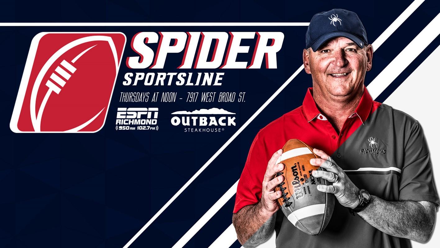 Spider Sportsline Russ Huesman