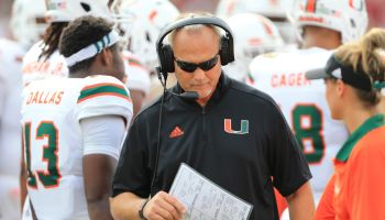 Greg Cote: Master motivators Richt and Diaz are why Canes are 9-0