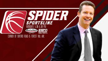 Spider Sportsline w/ Chris Mooney