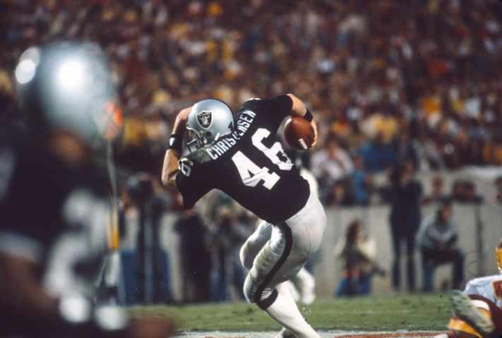 Super Bowl XVIII - Washington Redskins v Los Angeles Raiders