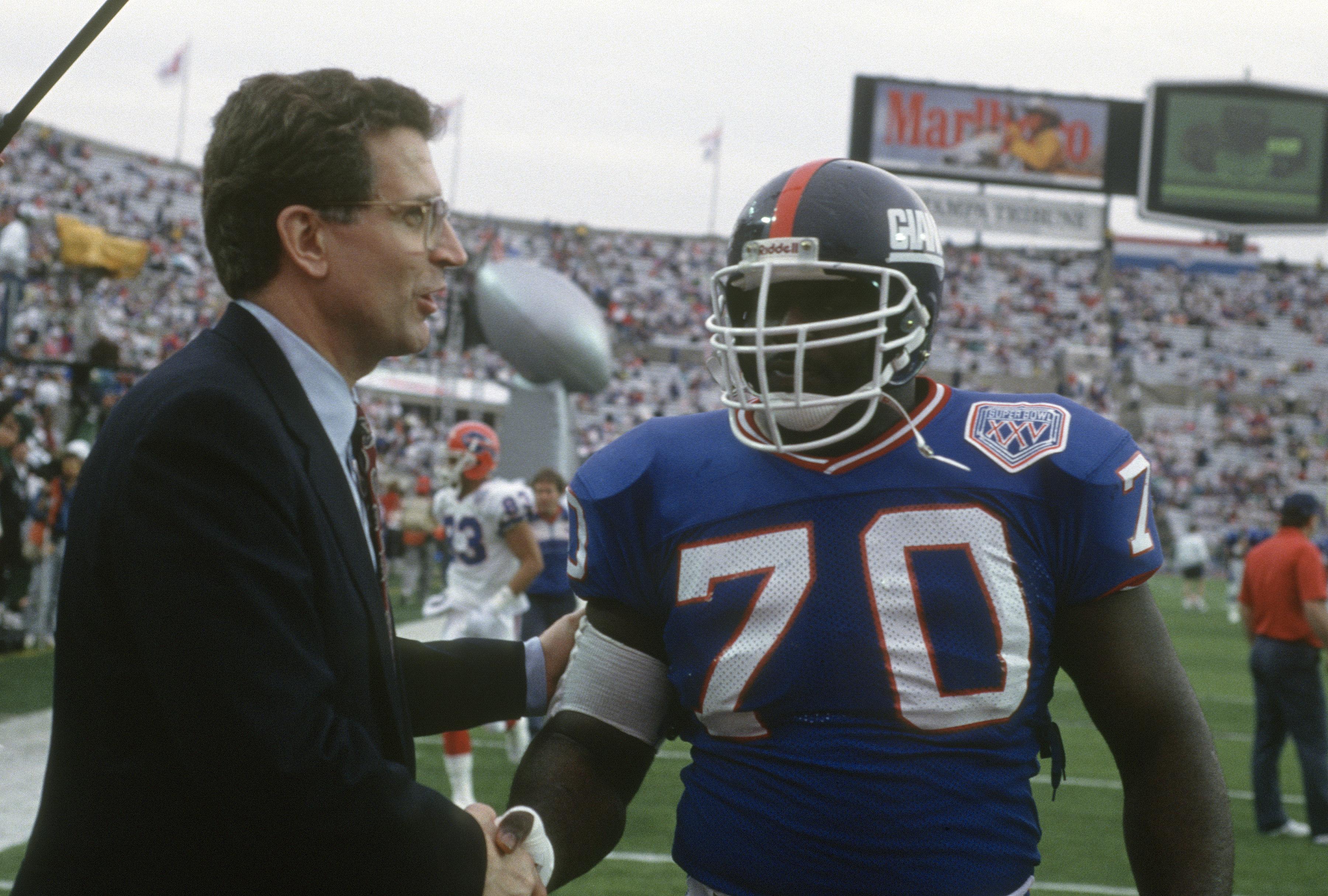 Super Bowl XXV - Buffalo Bills v New York Giants
