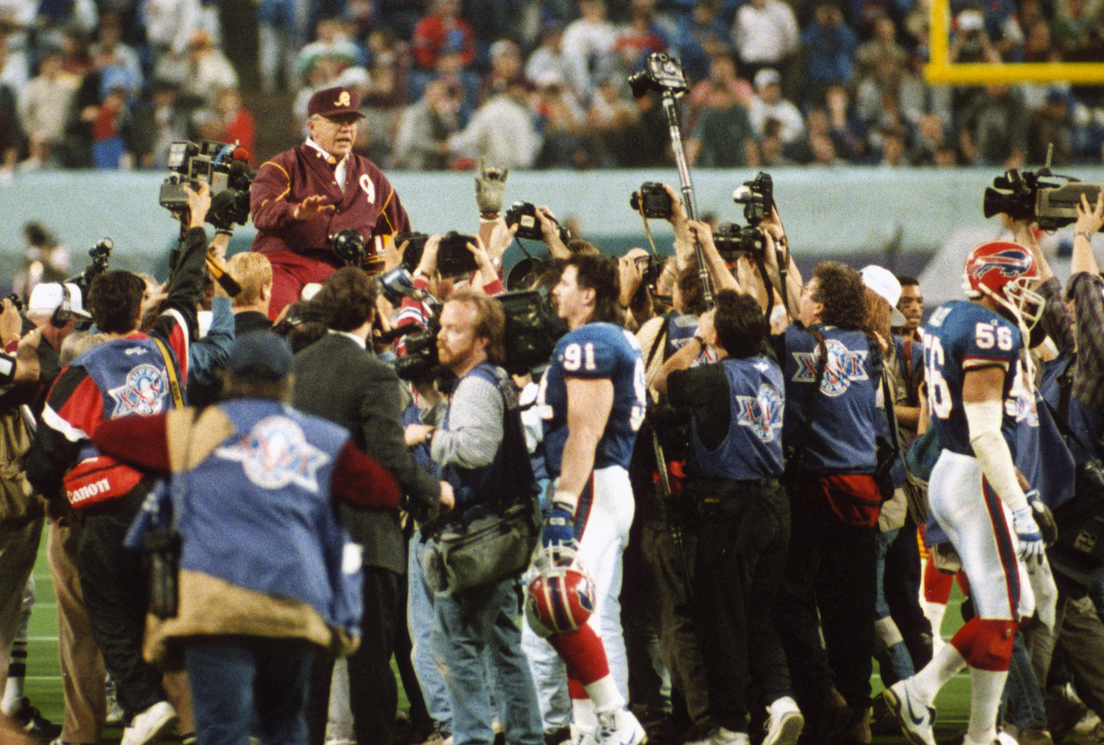 Super Bowl XXIII - Washington Redskins v Buffalo Bills