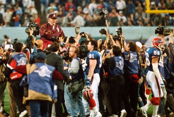 Super Bowl XXIII - Washington Redskins v Buffalo Bills