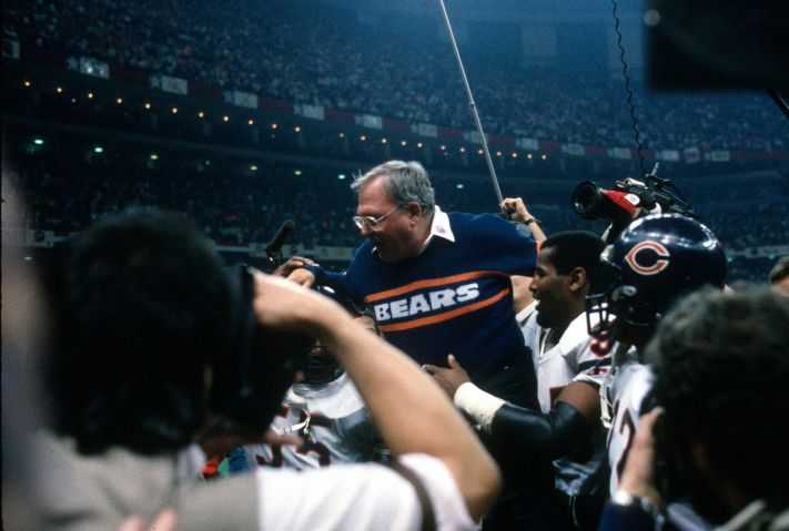 Super Bowl XX - Chicago Bears v New England Patriots