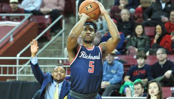 COLLEGE BASKETBALL: DEC 23 Richmond at Boston College
