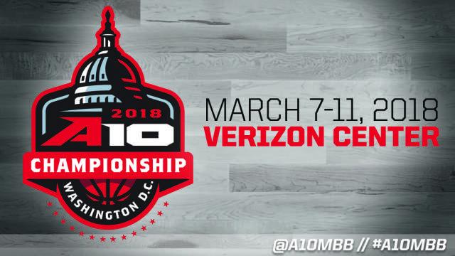 A10 Tournament logo