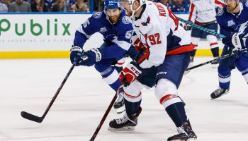 Washington Capitals v Tampa Bay Lightning - Game Two'n