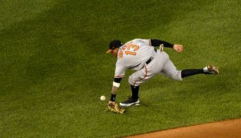 MLB: JUN 19 Orioles at Nationals
