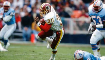 Houston Oilers v Washington Redskins