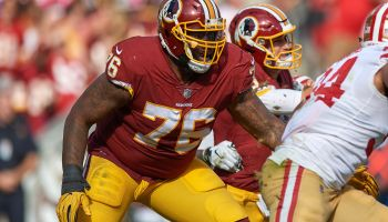 NFL: OCT 15 49ers at Redskins
