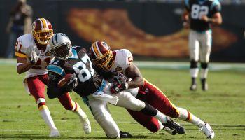 NFL: NOV 16 Redskins at Panthers