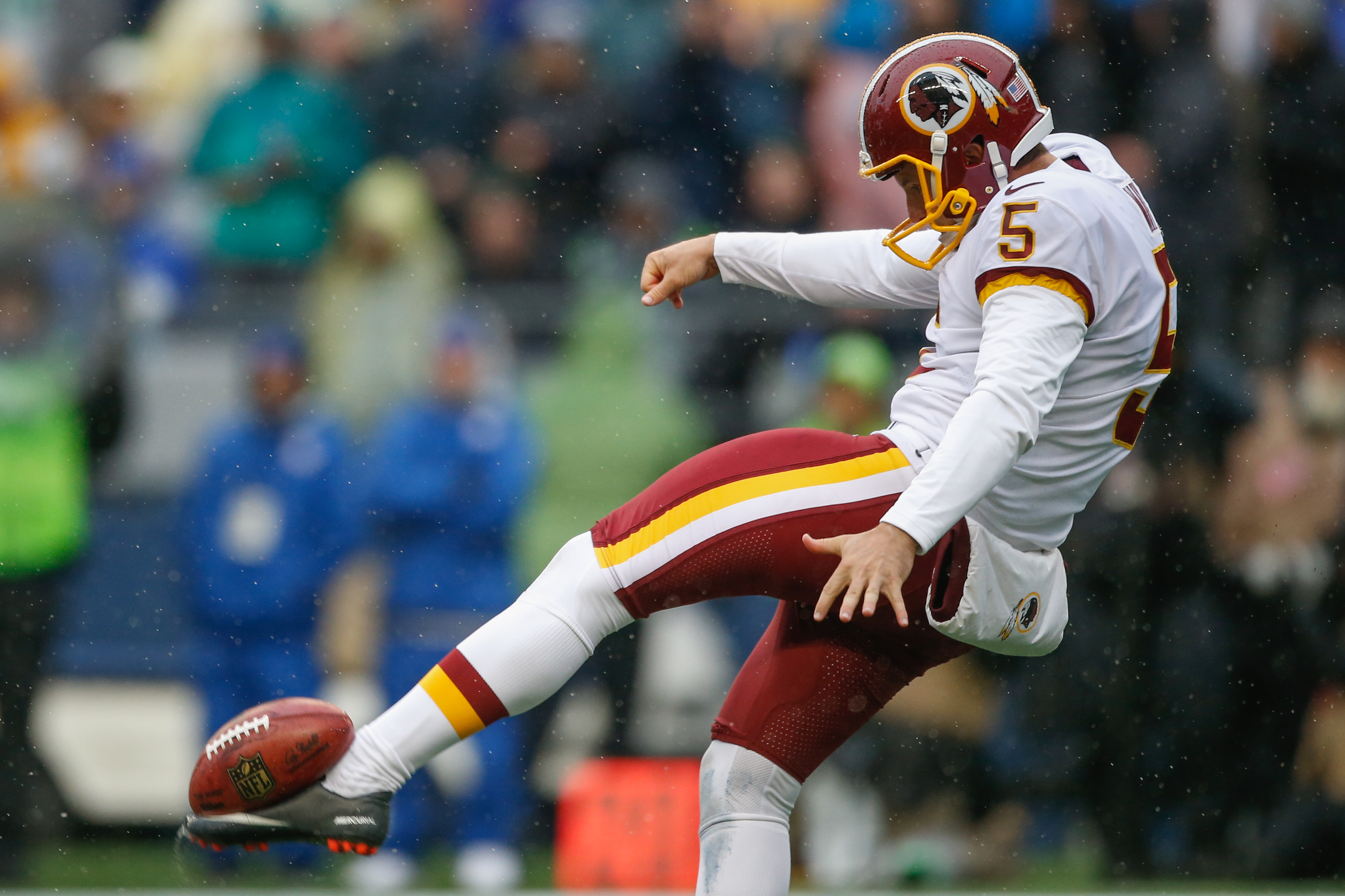 Washington Redskins v Seattle Seahawks