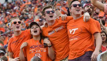 North Carolina v Virginia Tech