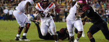 COLLEGE FOOTBALL: SEP 03 Virginia Tech at Florida State