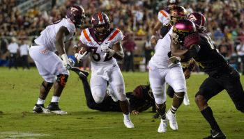 COLLEGE FOOTBALL: SEP 03 Virginia Tech at Florida State