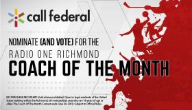 Call Federal Coach of the Month