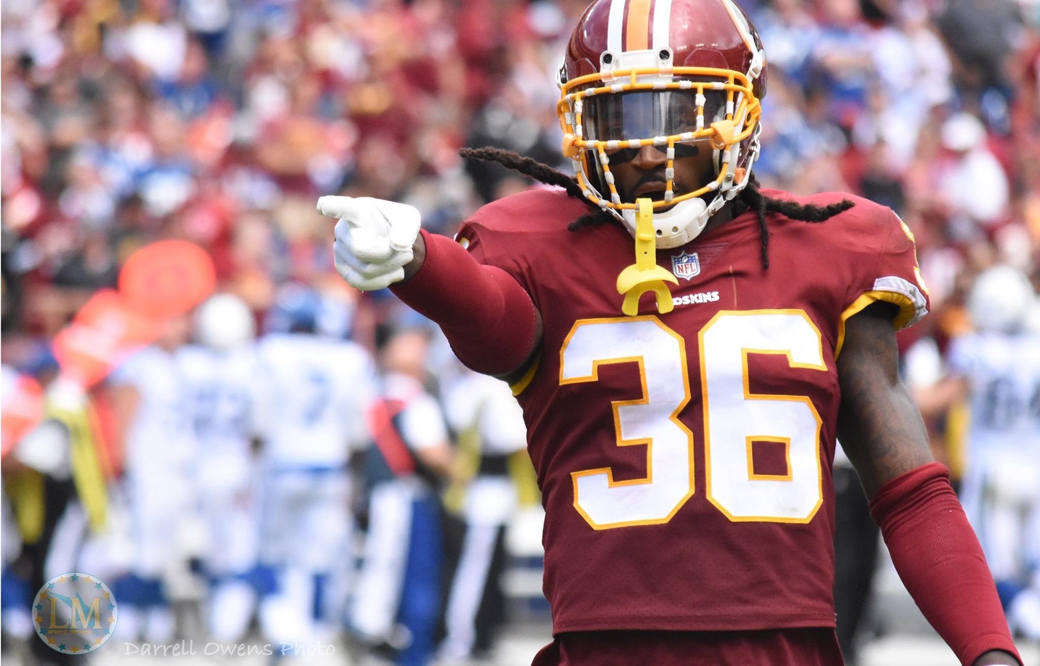 Redskins D.J. Swearinger
