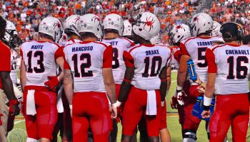 Richmond Spiders Football team