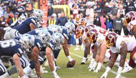 Redskins defensive line