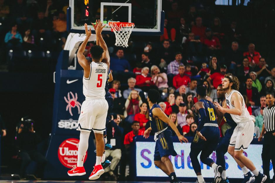 Richmond Basketball | Nick Sherod