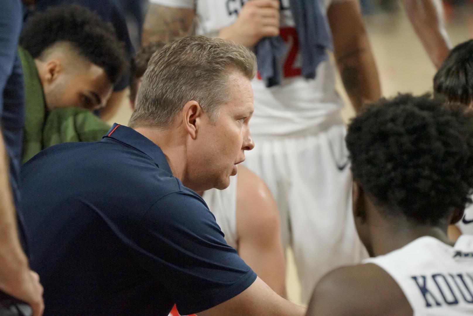 Richmond Basketball | Chris Mooney