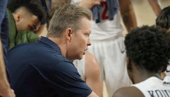 Richmond Basketball   Chris Mooney