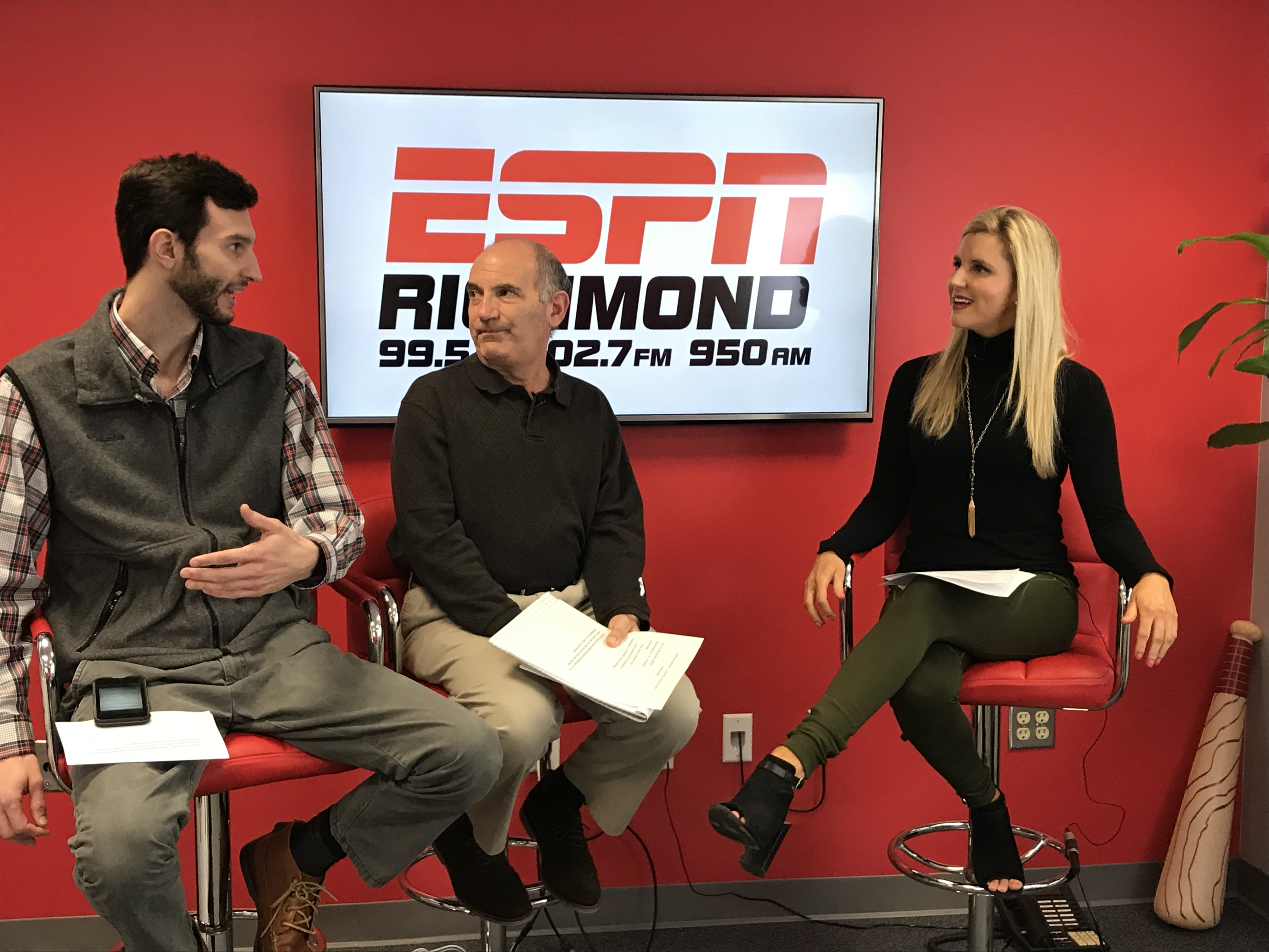 ESPN Richmond/8 Sports Roundtable