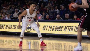 Richmond Basketball | Jacob Gilyard