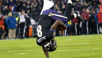 NFL: DEC 30 Browns at Ravens