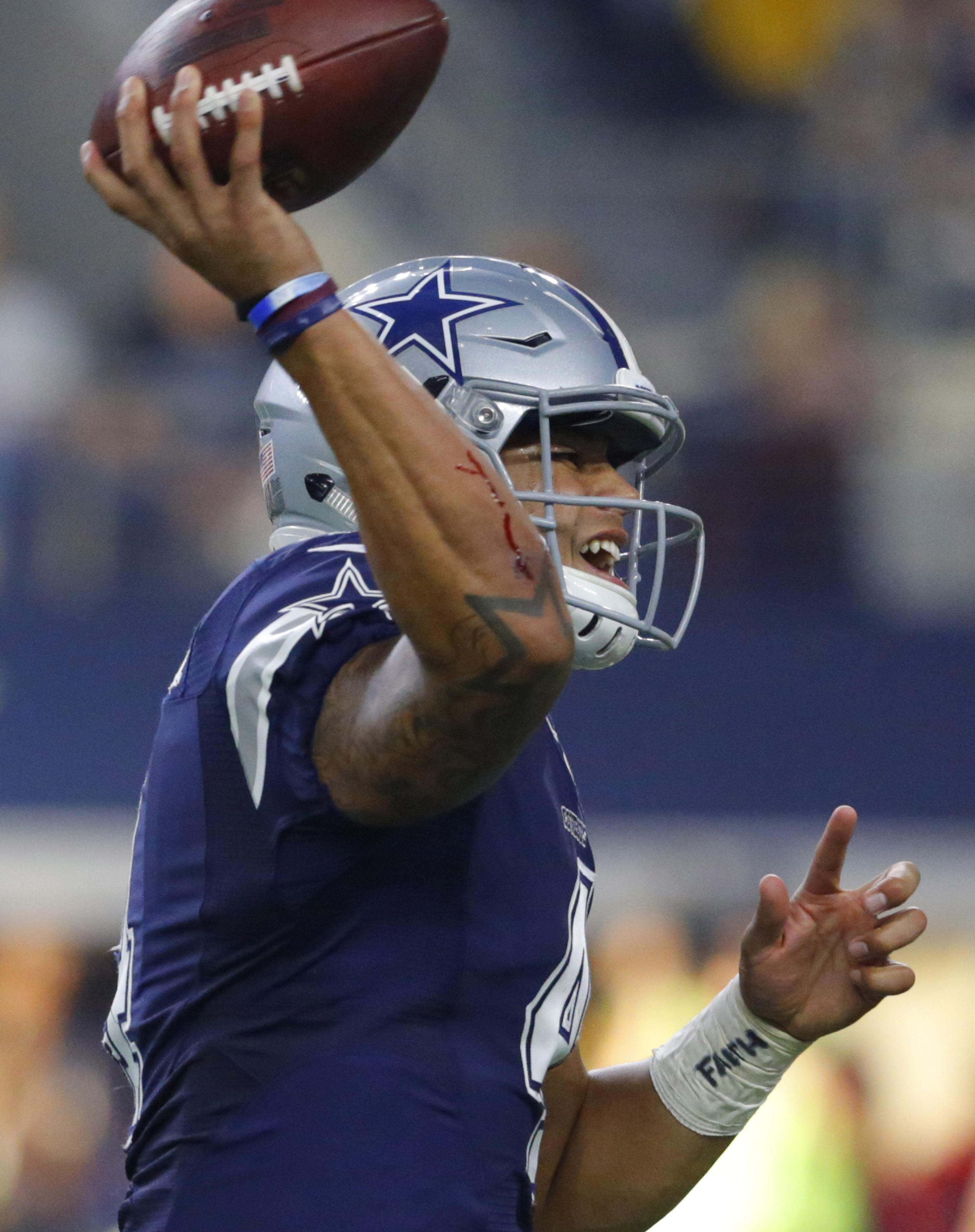 NFL Football - Dallas Cowboys vs Washington Redskins