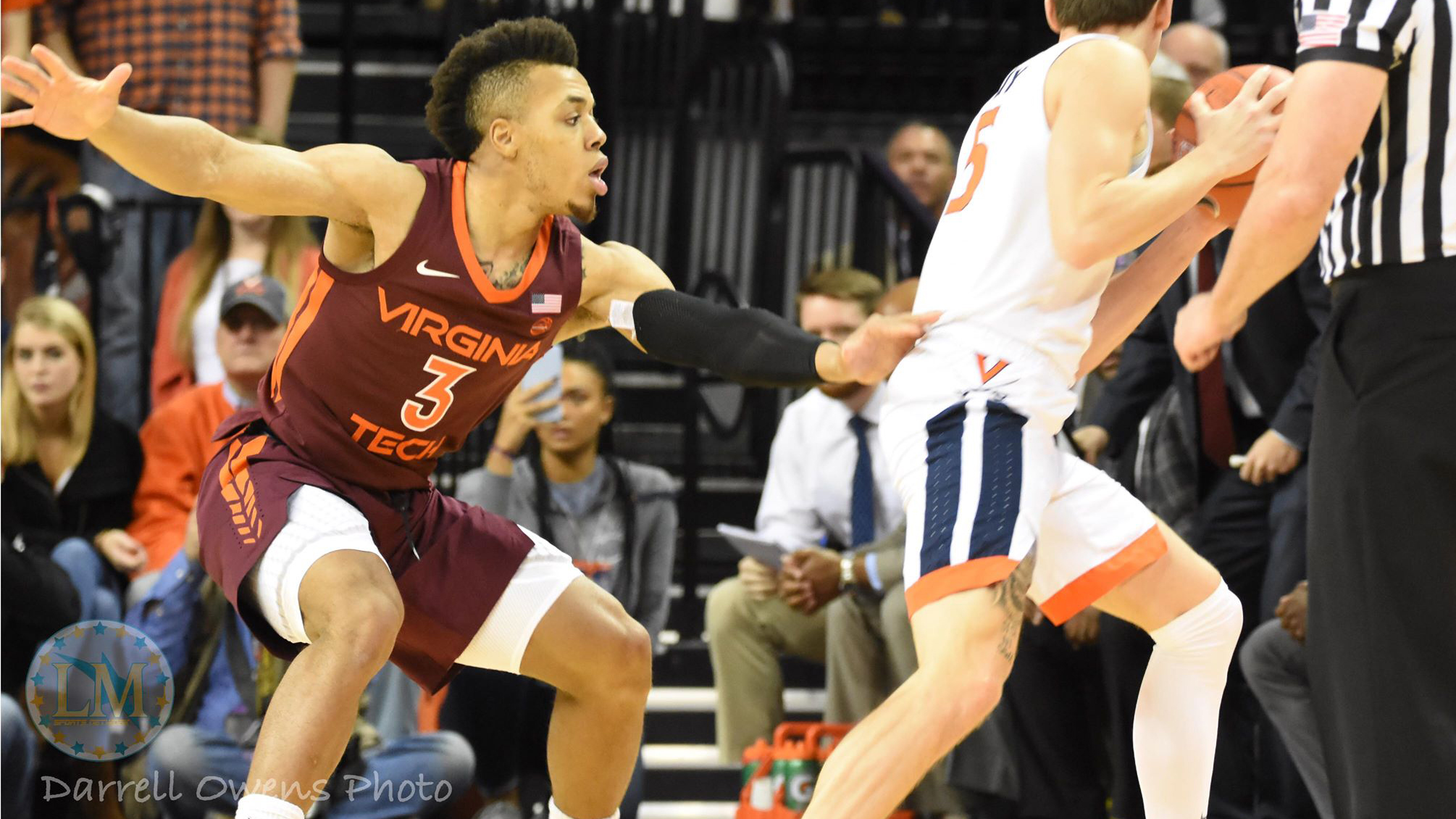 Virginia vs. Virginia Tech Basketball