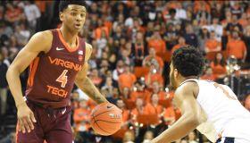 Virginia vs. Virginia Tech Basketball