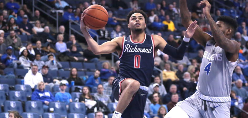 Jacob Gilyard, Richmond vs. St. Louis