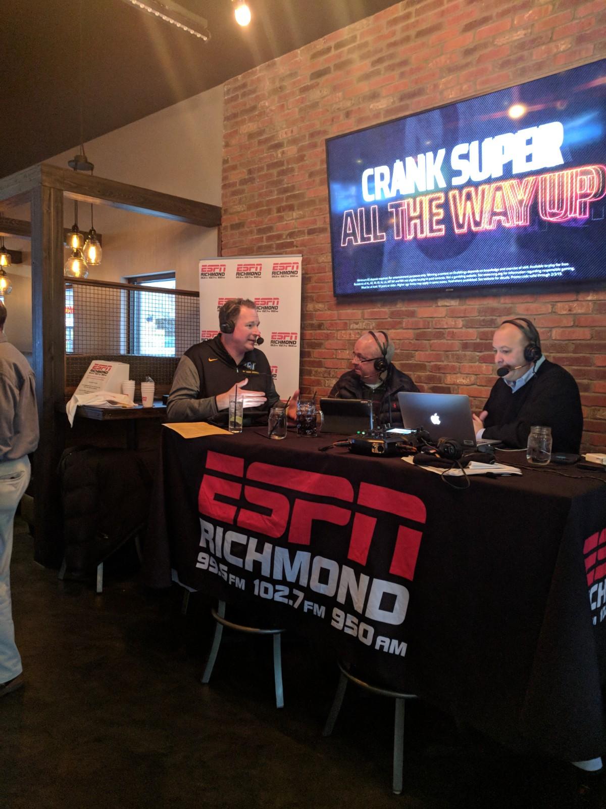 ESPN Richmond 15 Year Anniversary