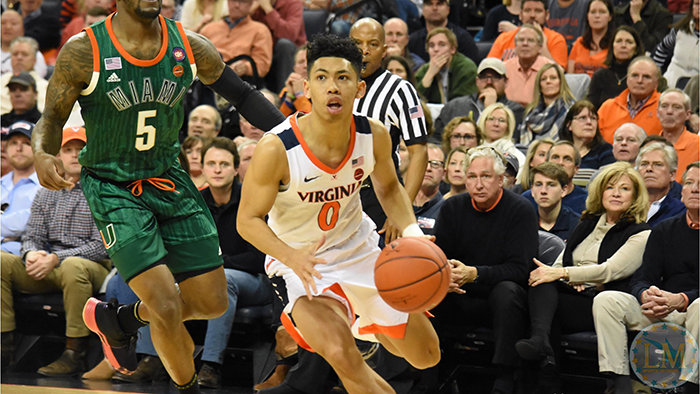 Virginia Basketball vs. Miami