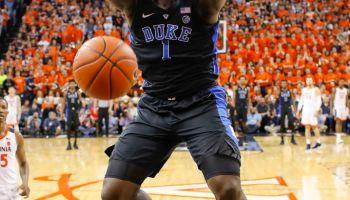 COLLEGE BASKETBALL: FEB 09 Duke at Virginia
