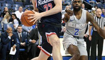 COLLEGE BASKETBALL: JAN 30 Richmond at Saint Louis