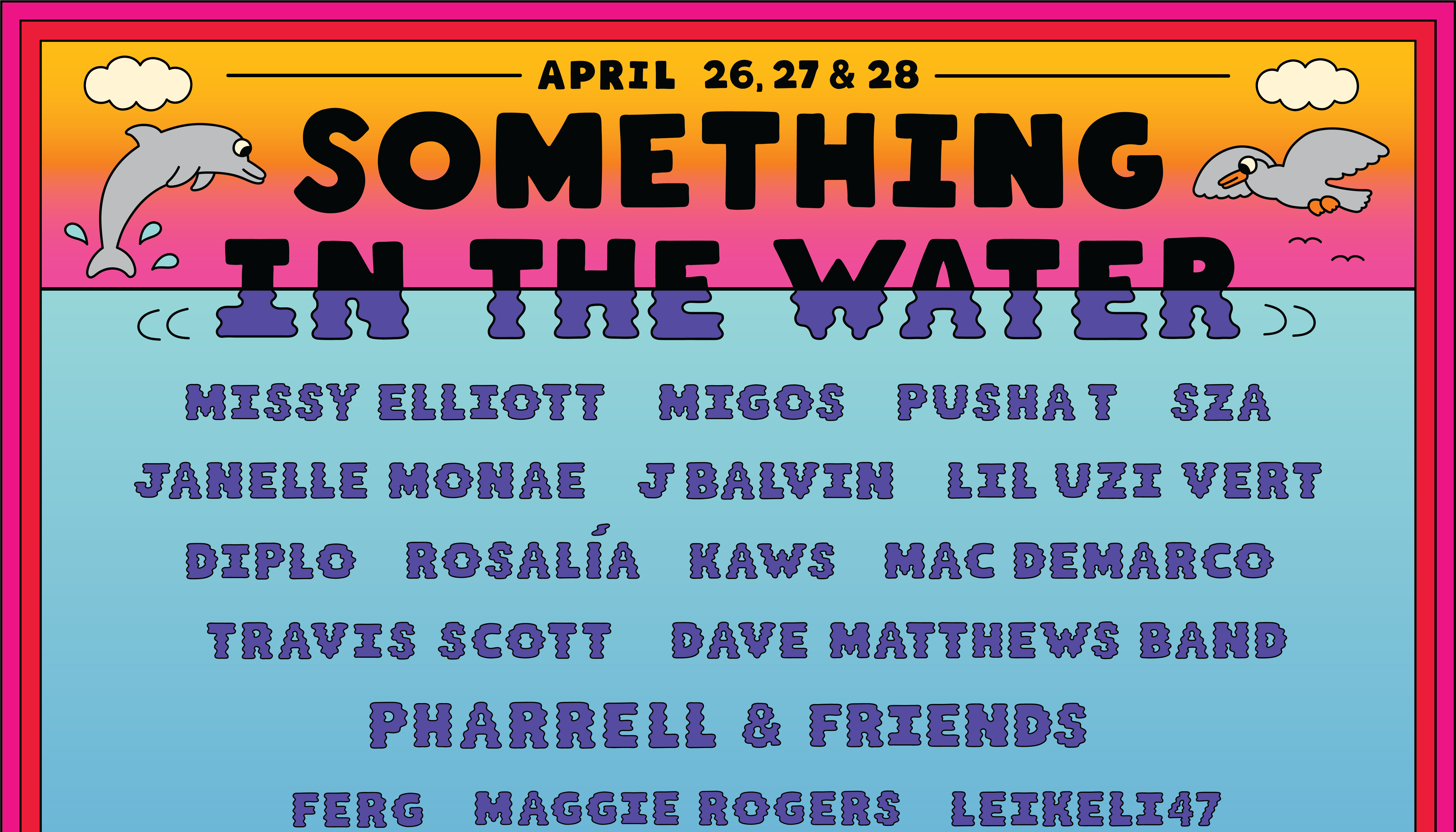 Something in the Water Festival