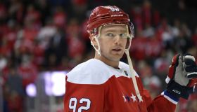 NHL: MAR 26 Hurricanes at Capitals