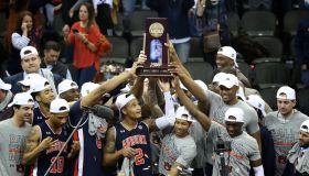 NCAA BASKETBALL: MAR 31 Div I Men's Championship - Elite Eight - Auburn v Kentucky