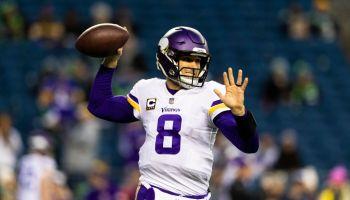 NFL: DEC 10 Vikings at Seahawks